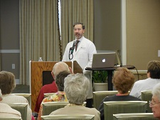 Dr. Thad Clements, MD