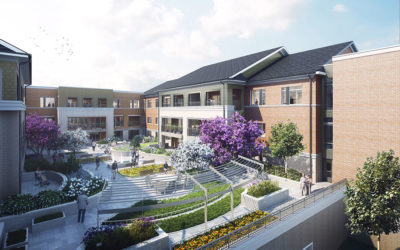 Southminster Breaks Tradition with its New Health Center Design – all part of its $120 Million Expansion