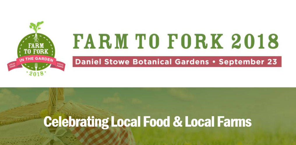 "Southminster joins sponsors of Charlotte's ""Farm to Fork in the Garden"" at Daniel Stowe Botanical Gardens"