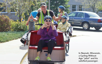 AARP Conference: Marian Diehl-Cycling Without Age Mobile Workshop