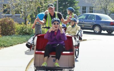 AARP – Take a Kid at Heart on a Bicycle Ride